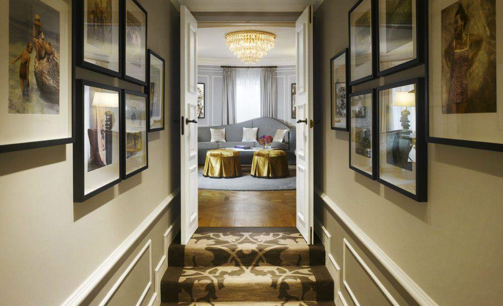 Suite Real del hotel María Cristina, Donostia