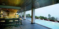 Piscina mirador del Gran Hotel La Florida, Barcelona