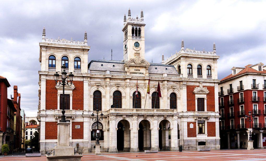 Plaza Mayor de Valladolid.