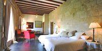 Habitación del Castillo del Buen Amor, Salamanca