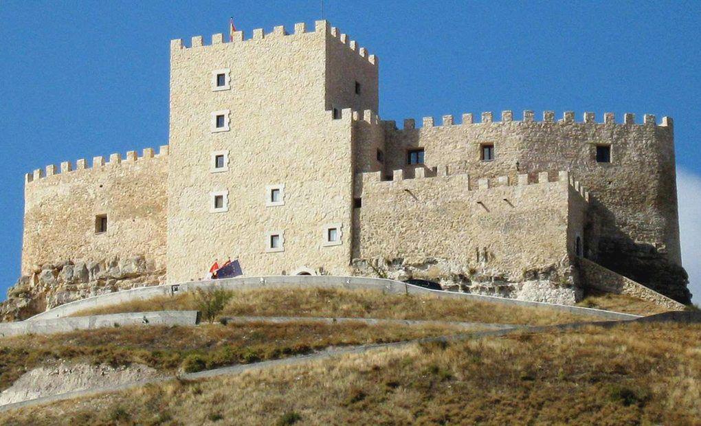 Real Castillo de Curiel, Valladolid