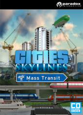 Cities Skylines - Mass Transit PC Digital
