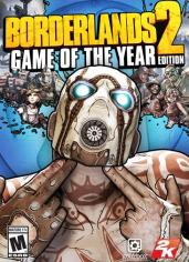 Borderlands 2 Game of the Year Edition PC Digital
