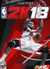 NBA 2K18 - Legend Edition PC Digital