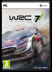 WRC 7 FIA World Rally Championship PC Digital