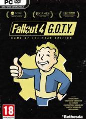 Fallout 4 GOTY Steam Key