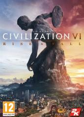 Sid Meier's Civilization VI: Rise and Fall PC Digital