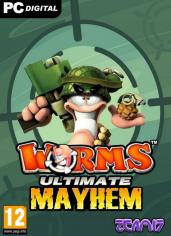 Worms: Ultimate Mayhem PC Digital