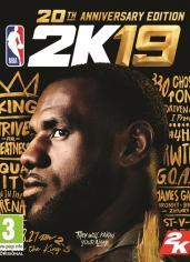 NBA 2K19 20th Anniversary Edition Steam Key