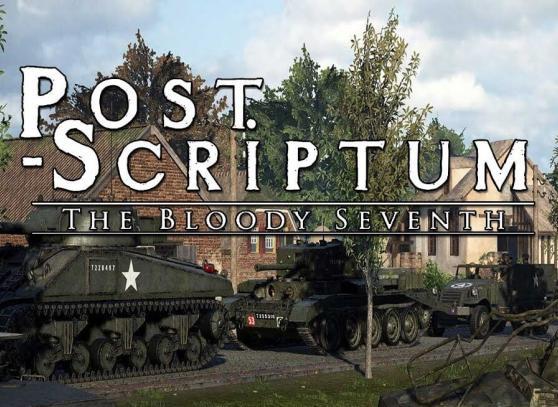 Post Scriptum Steam Key