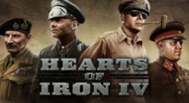 Hearts of Iron IV PC Digital