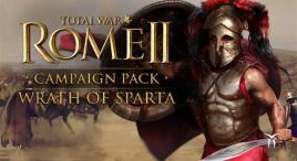 Total War: Rome II - Wrath of Sparta DLC PC Digital