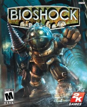 BioShock PC Digital cover