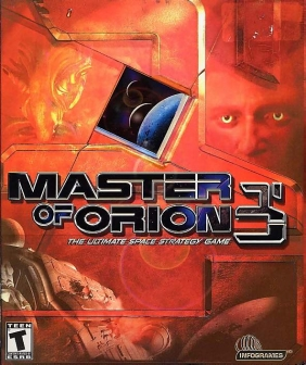 Master of Orion III Mac cover