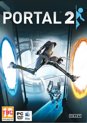 Portal 2 PC Digital cover