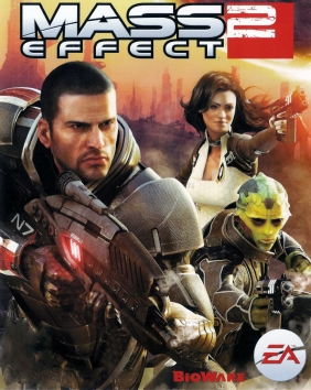 Mass Effect 2 PC Digital cover