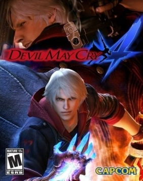 Devil May Cry 4 PC Digital cover