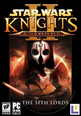 Star Wars: Knights of the Old Republic II - The Sith Lords Steam Key cover