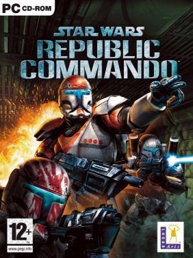 Star Wars Republic Commando PC Digital cover