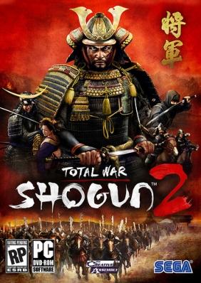 Total War: Shogun 2 PC Digital cover