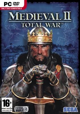 Medieval II: Total War PC Digital cover