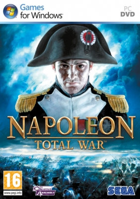 Napoleon: Total War PC Digital cover