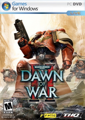 Warhammer 40,000: Dawn of War II PC Digital cover
