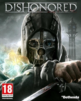 Dishonored PC Digital cover