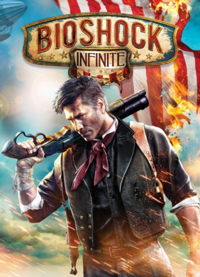 Bioshock Infinite Steam Key cover