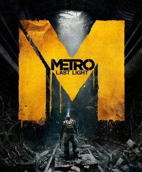 Metro: Last Light Redux PC Digital cover