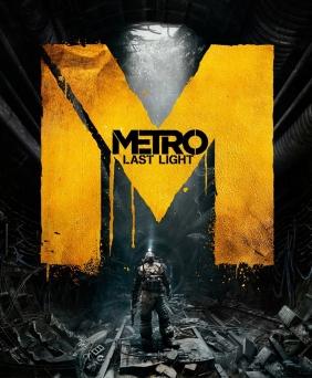 Metro: Last Light PC Digital cover