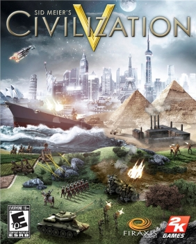 Sid Meier's Civilization V PC/MAC Digital cover