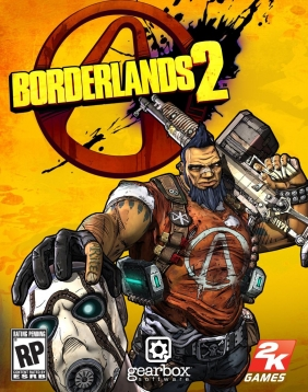 Borderlands 2 PC Digital cover