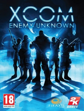XCOM: Enemy Unknown PC Digital cover