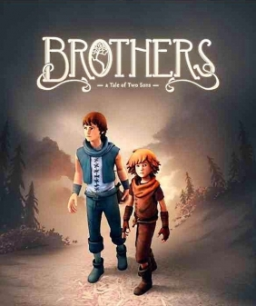 Brothers: A Tale of Two Sons PC Digital cover