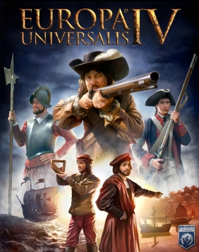 Europa Universalis IV Steam Key cover