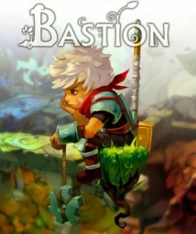 Bastion PC Digital cover