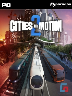 Cities in Motion 2 PC Digital cover