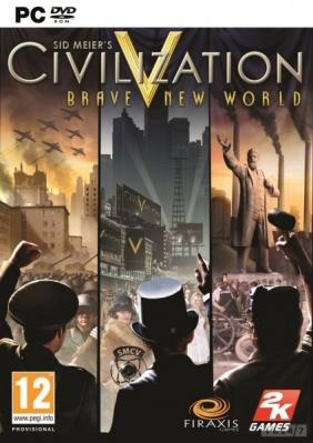 Sid Meier's Civilization V: Brave New World PC Digital cover