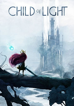 Child of Light PC Digital cover