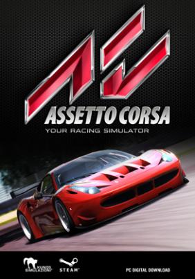 Assetto Corsa PC Digital cover