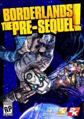 Borderlands: The Pre-Sequel PC Digital cover