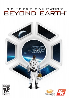 Civilization: Beyond Earth PC Digital cover