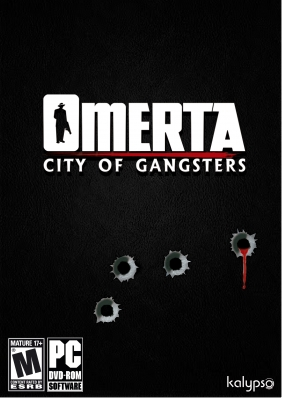 Omerta: City of Gangsters PC Digital cover
