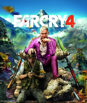 Far Cry 4 PC Digital cover