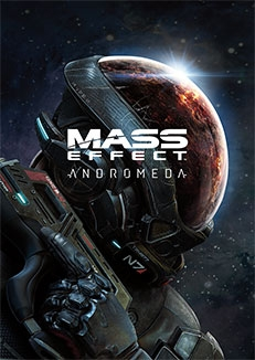 Mass Effect: Andromeda PC Digital cover