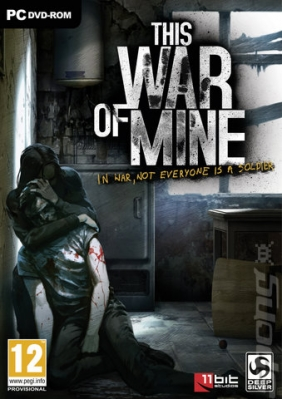 This War of Mine PC Digital cover