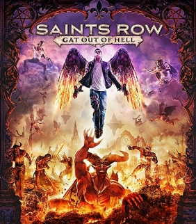 Saints Row: Gat Out of Hell PC Digital cover
