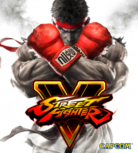 Street Fighter V PC Digital cover