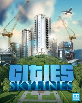 Cities Skylines Steam Key cover